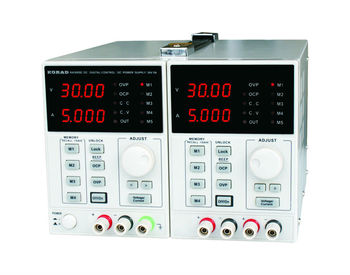 KA6002P-2S Programmable Double Channel DC Power Supply