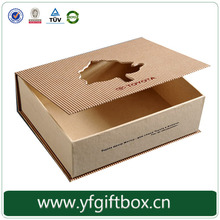 Factory competitive paper cardboard bible book shaped packaging gift boxes wholesale