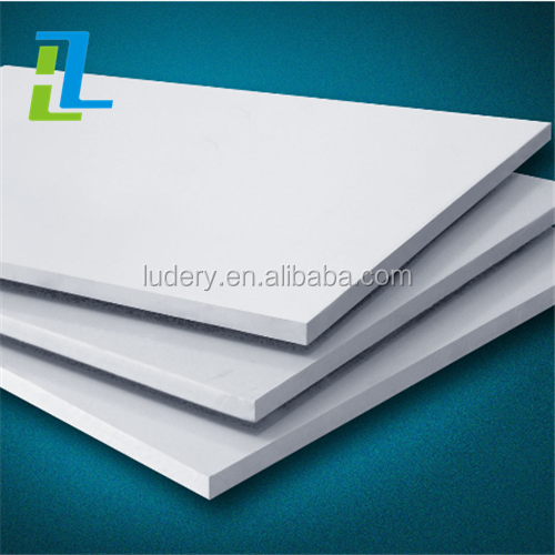 New Product white pvc foam board 4x8 foam sheets pvc sheet for interior