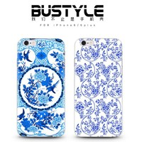 Wholesale alibaba lifelike 3D phone case for iPhone 5 6 plus with porcelain design high quality