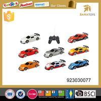 New four wheel toy car light rc car for boys