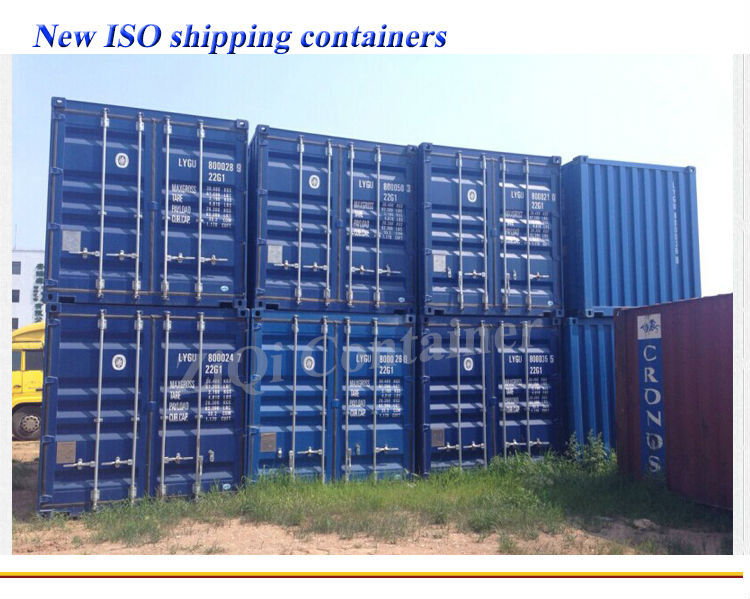 20ft high quanlity new cheap iso storage dangerous goods electricity equipment containers supplier