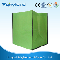China import direct Solid color green tote bag top selling products in alibaba