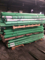 LDPE & PP Film scrap rolls, Post Industrial, Green & Clear