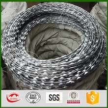CBT - 65 barbed wire , concertina razor wire , razor blade barbed wire