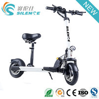 Wholesale New Colorful Two-Wheeled Folding Electric Scooter