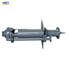 vertical inline sewage centrifugal slurry pump