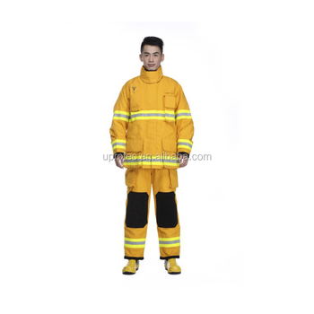 EN469 Nomex Structural Firefighting Suit