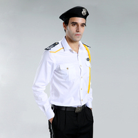 Wholesale Security Guard Uniform Shirts / Security Uniform Shirts / Uniform For Security Guard With Good
