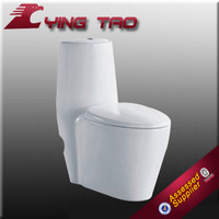 ceramic economic porcelain singapore toilet bowl one piece pedestal