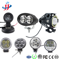 china gold supplier motorcycle led fog light 9w 12w 15W 18w 21w 24w 27W 30W 33W 36W 45W