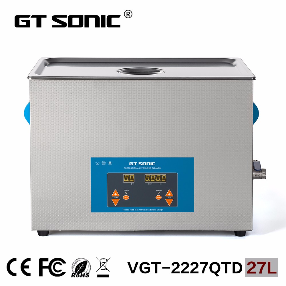 VGT-2227QTD Laboratory washing machine for glassware ultrasonic tank
