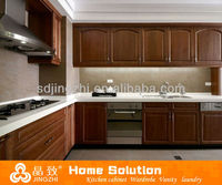 Multi Function Solid Wood Cherry Maple Red Oak Imported Kitchen Cabinets From China
