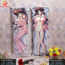 Custom Adult Dakimakura Body Pillow