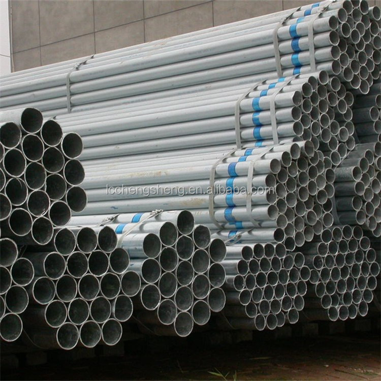 galvanized pipe G.I.tube factory price