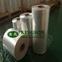 high quality protetive polyolefin/pof heat shrink film transparent