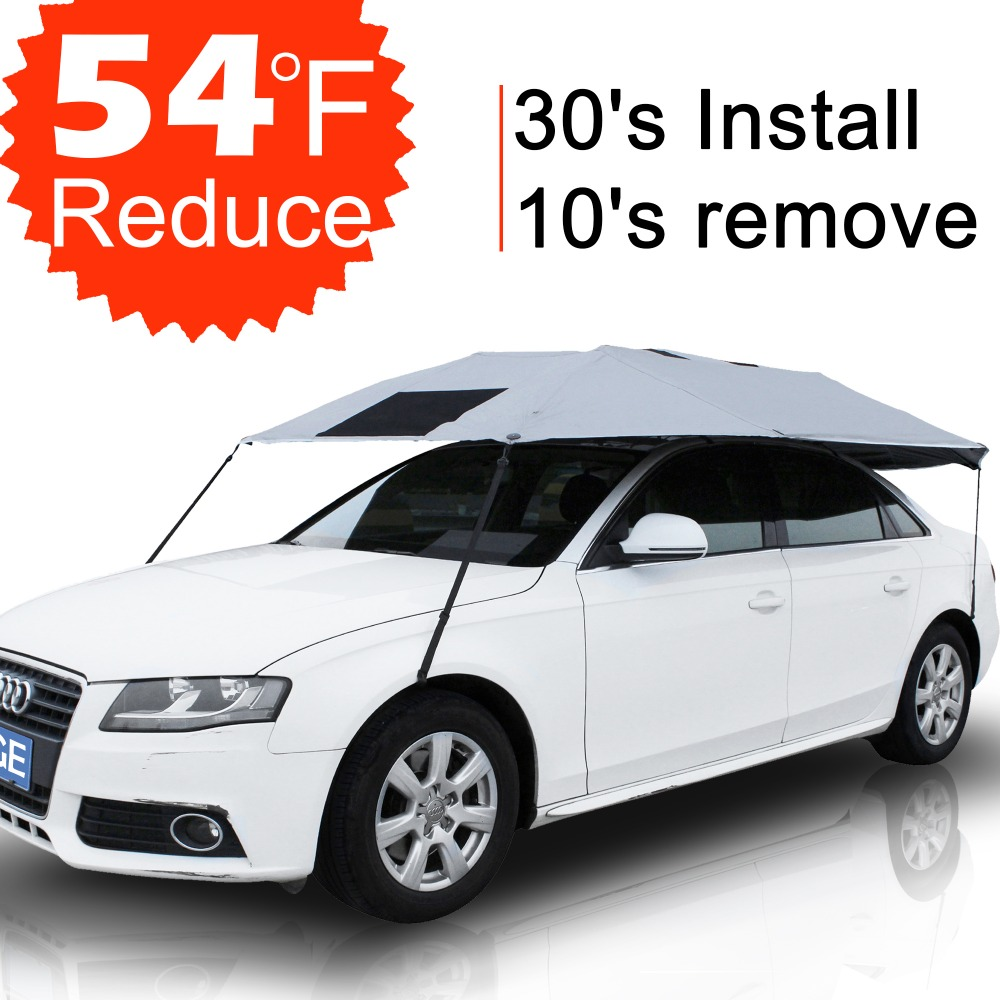 Car umbrella,hail protection car cover,car sun shade