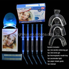 BKK043 top new professional dental laser hydrogen peroxide teeth whitening kits
