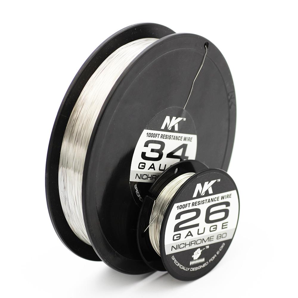 250 feet 28 gauge Nichrome 80 resistance wire Nichrome V, Chromel A