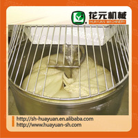 double speed high quality bread dough mixer