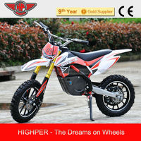 2014 New 500W Electric Mini Dirt Bike For Kids (HP110E-C)