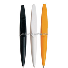 promotional custom logo short ballpoint pen