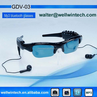 New hidden sunglasses camera sexy sunglass action camera with MP3 FUNCTION sport mini DVR USB driver