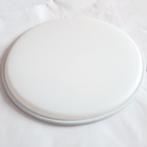 White Coated Snare Drum Head