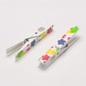 good design printed clothespins/ clip plastic of JX1035-0