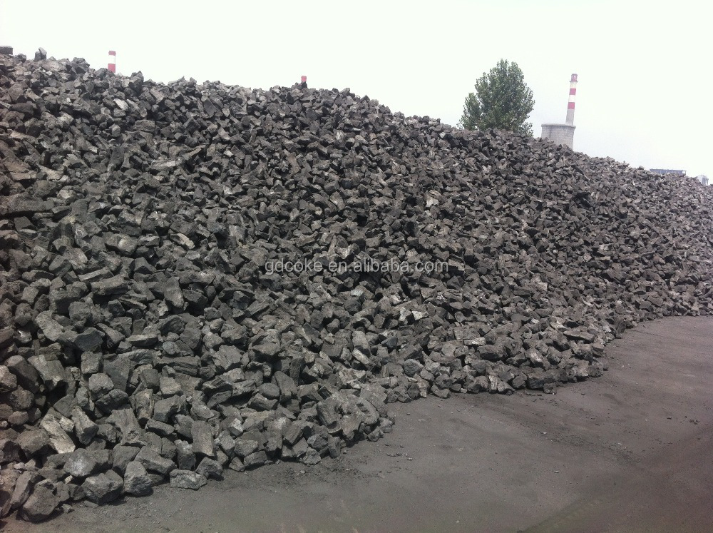 Factory directly sell Foundry coke met coke metallurgical coke