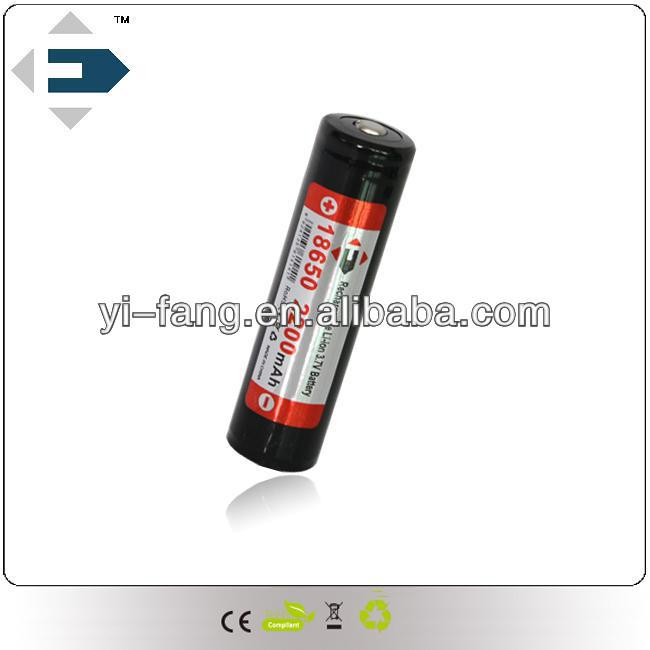 Newest e cigarette big battery EFAN Li-ion 2200mah mAh lithium polymer battery