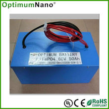 60V50Ah li-ion battery pack, used for Electric Two wheeler