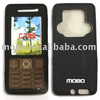 silicon case, high quality mobile silicon case in any colours
