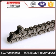 Made in china wholesaler BIZ100/CG125 cheap 45Mn motorcycle chain