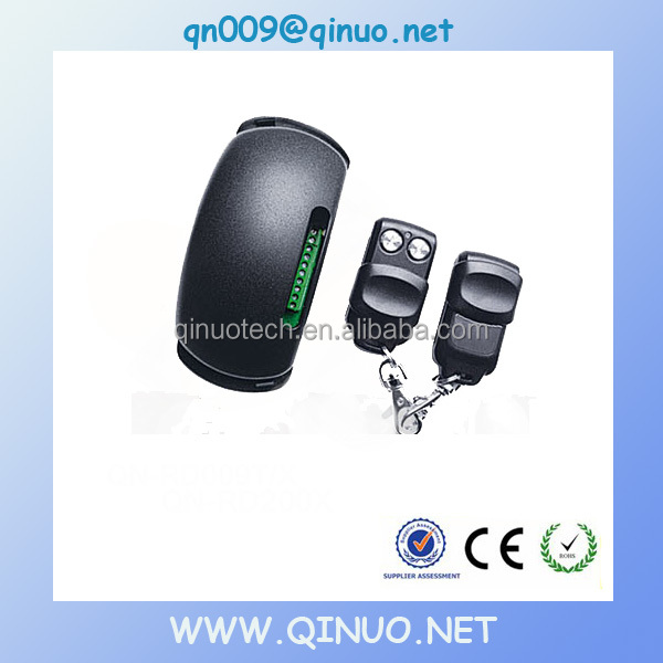 QN-KIT03 2 or 4 channel 433Mhz radio garage door rf transmitter and receiver