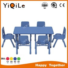 Guangzhou plastic table and chair for children