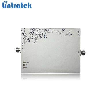 lintratek brand vhf uhf repeater excellent quality signal booster 3G wcdma signal repeater mobile network solution