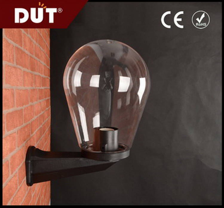 factory supply new design IP44 IP rating pathway wall mounted light