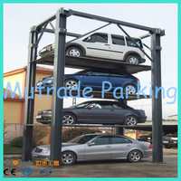 2 3 4 floor valet garage laser parking system car parking system