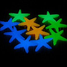 Good gift flashing hot sale decorations ornaments luminous sea star
