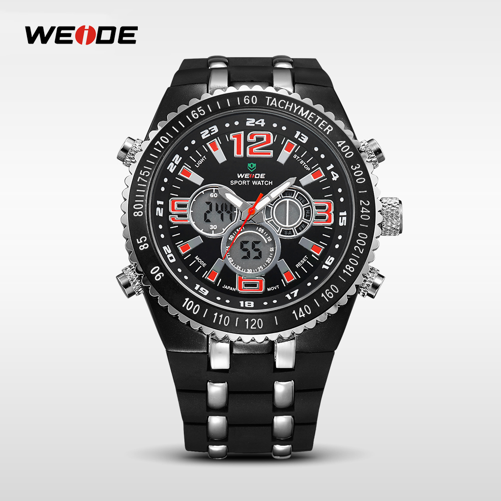 WEIDE WH1107-4 30 meters waterproof plastic band watches for resale alibaba express turkey
