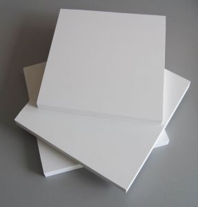 lightweight 3mm/ 5mm/ 6mm white pvc foam sheet
