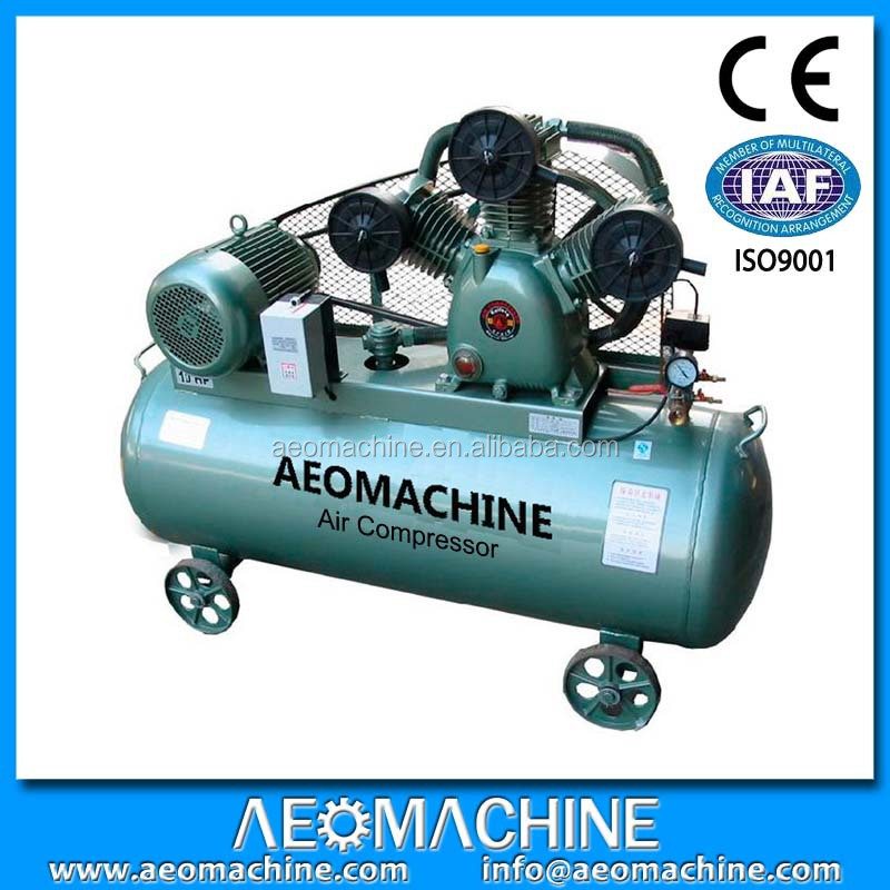 C AEOMACHINE 2.0m3 per minute 8 Bar Piston Portable Air Compressor for Sale