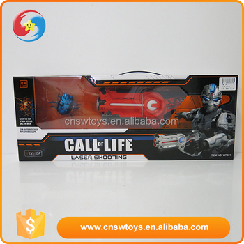 Call of life laser tag blasters for kids DD0601276
