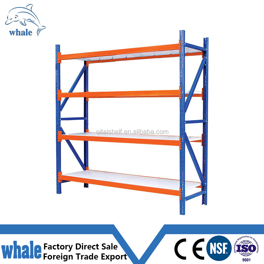 Suzhou wholesale heavy duty warehouse storage iron rack