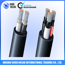 Accept LC payment MGH unsheilded shipboard electric cable flexible flat cable 10mm2 cable