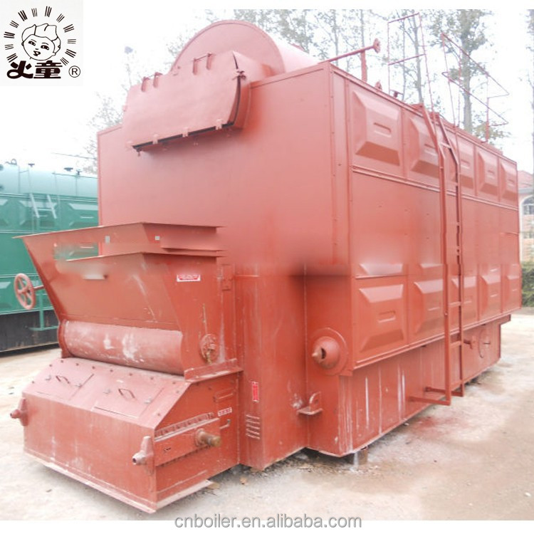 Industrial coal fired hot wate boiler for Heating supply