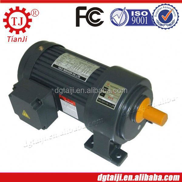 Hot sale 120v small ac electric motor,gear motor