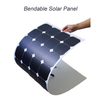 Flexible Solar Panel rollable Solar Module 50w 100w 120w 150w
