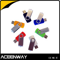 Wholesale 2GB/4GB/8GB swivel USB Flash Drive Free Sample